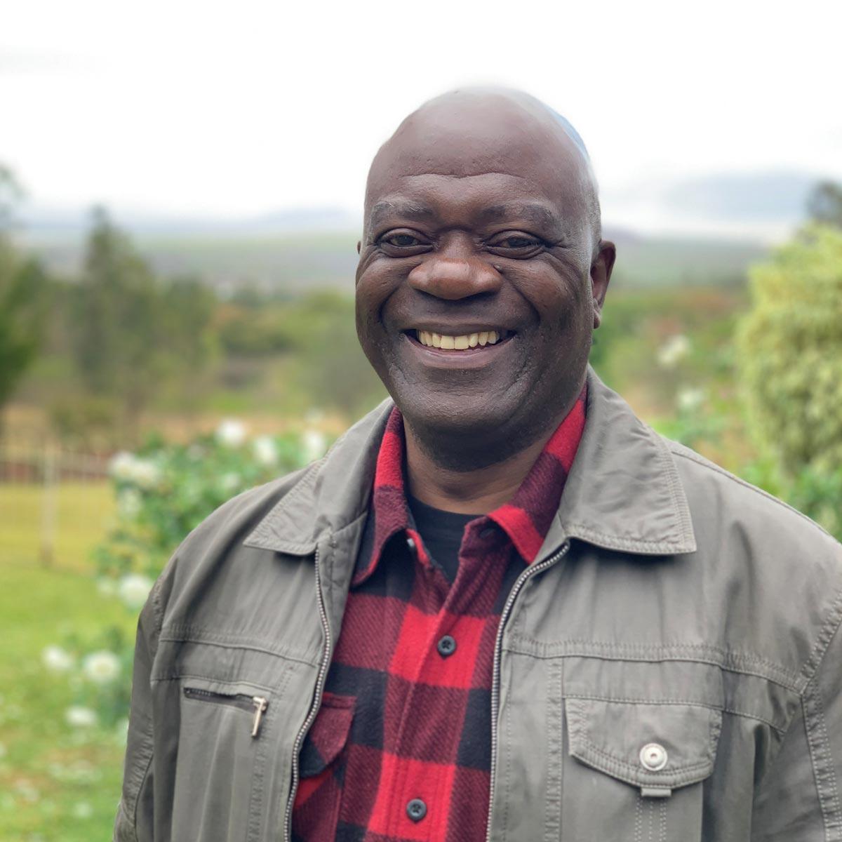 Pastor Ray Nyarenda